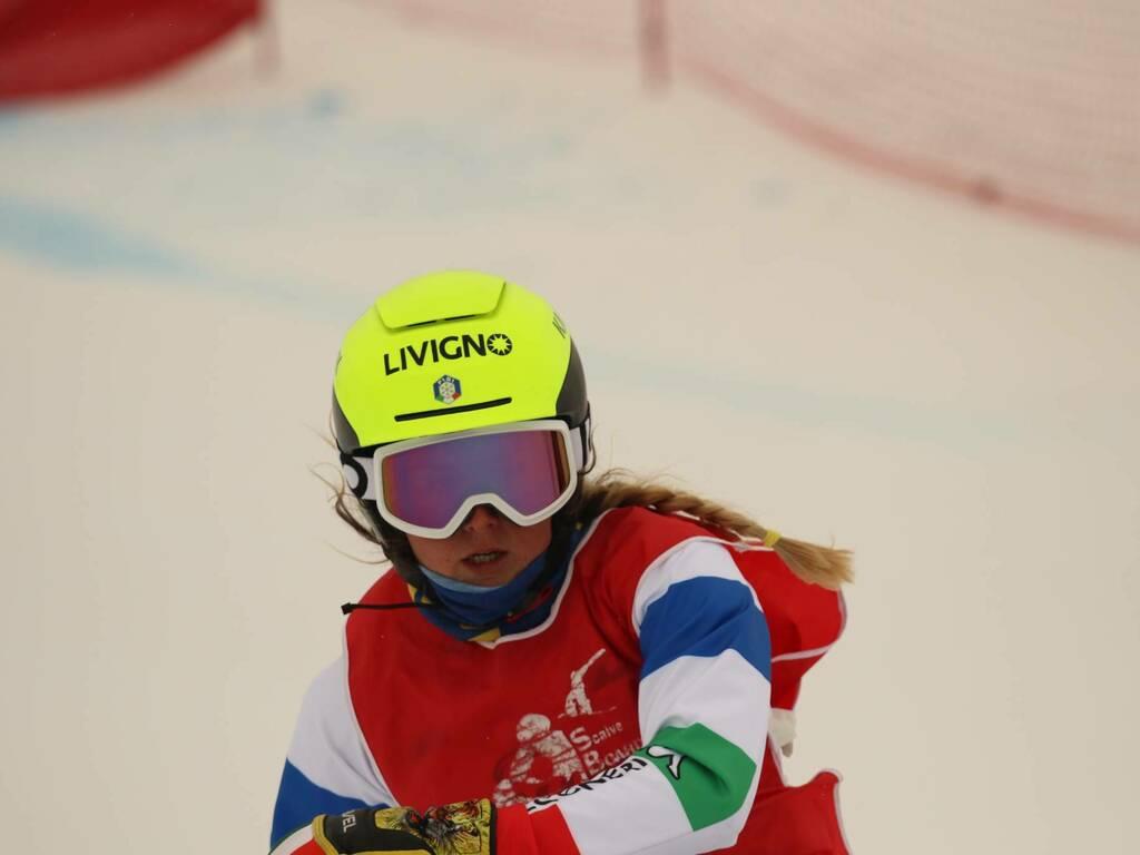 Campionati Italiani Michela Moioli si aggiudica il titolo femminile