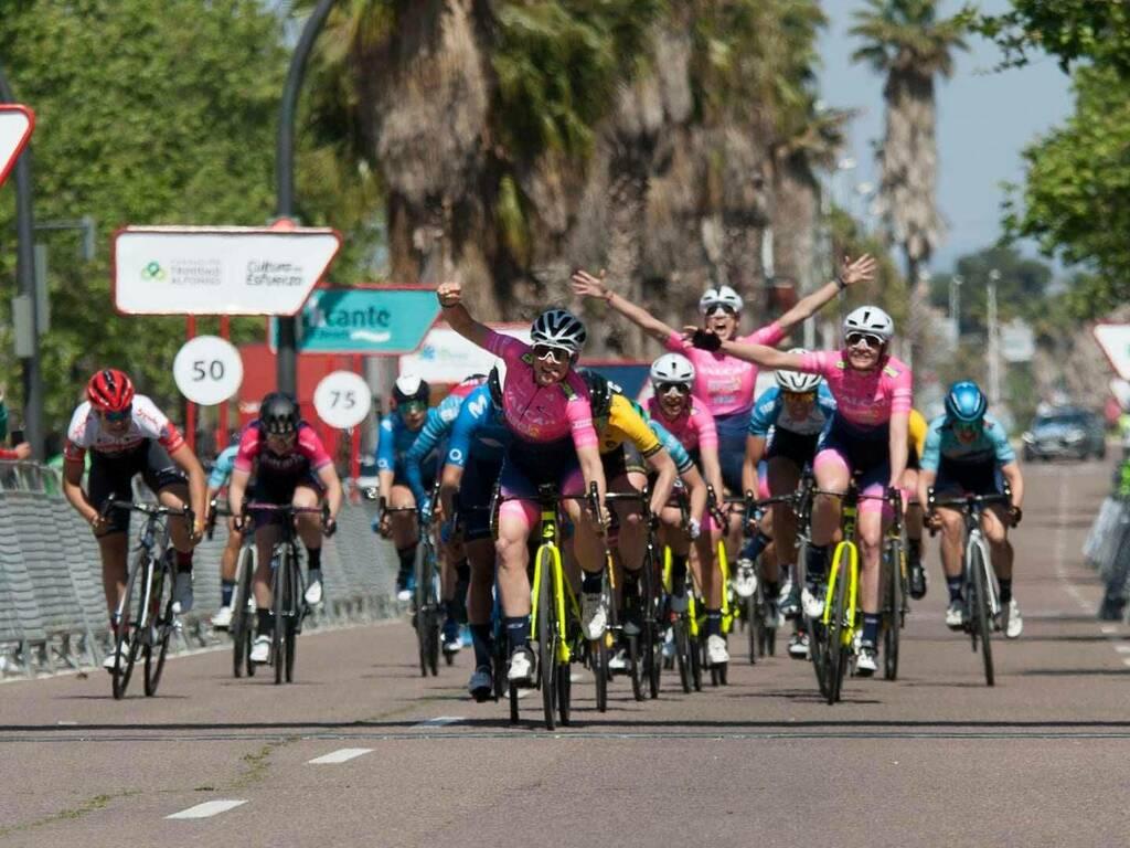 Chiara Consonni - Vuelta CV Feminas 2021