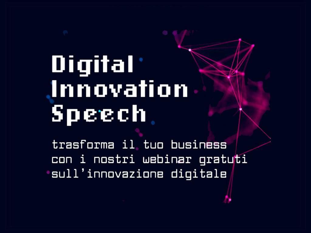 Digital Innovation Speech: webinar su newsletter e WhatsApp business