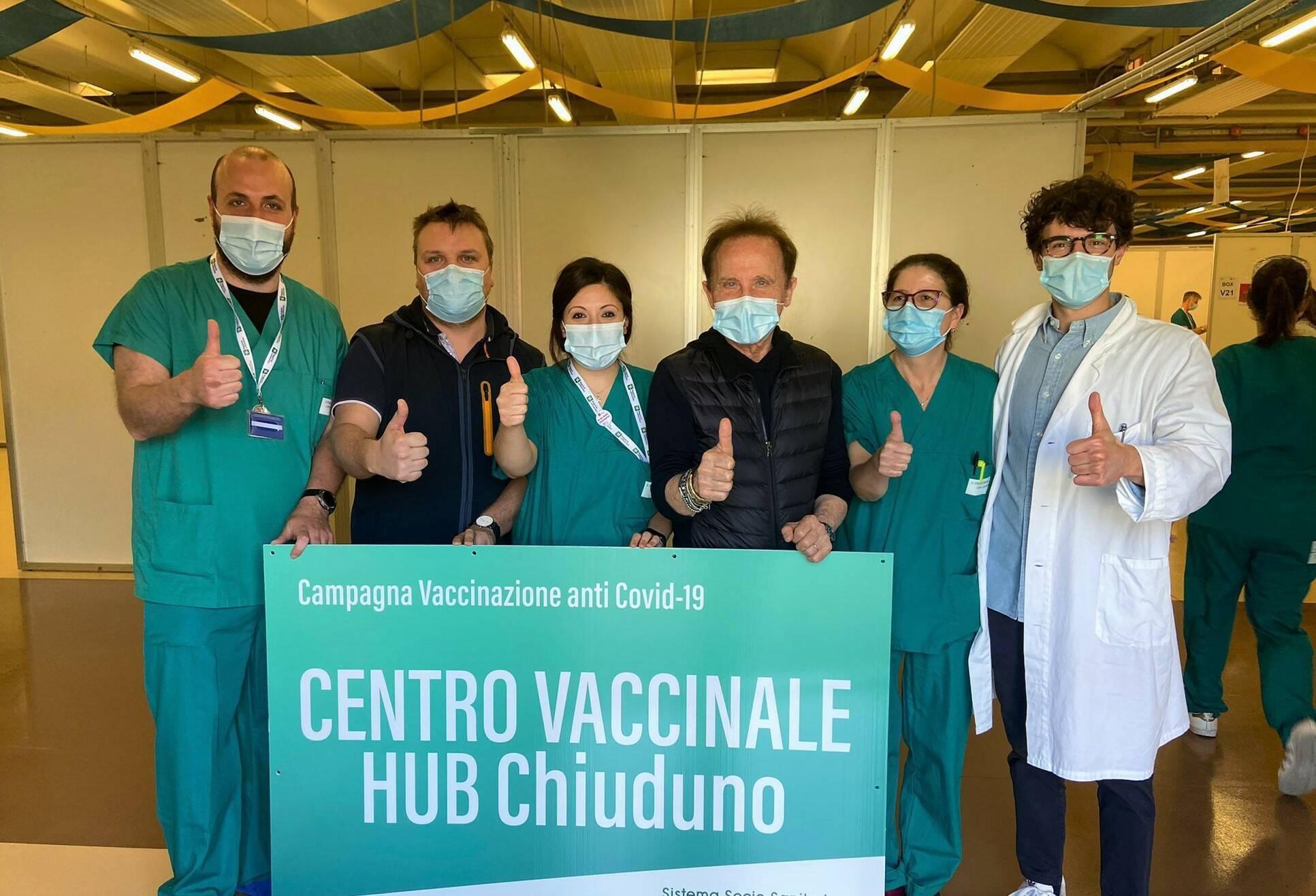 Facchinetti Vaccino