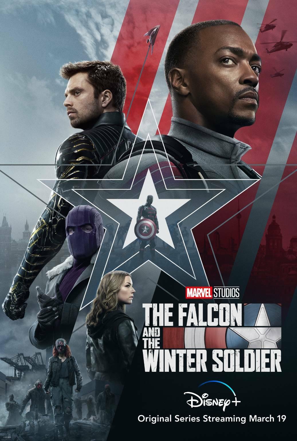 falcon soldier