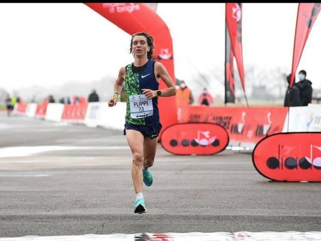 Francesco Puppi - Tuscany Camp Marathon 2021