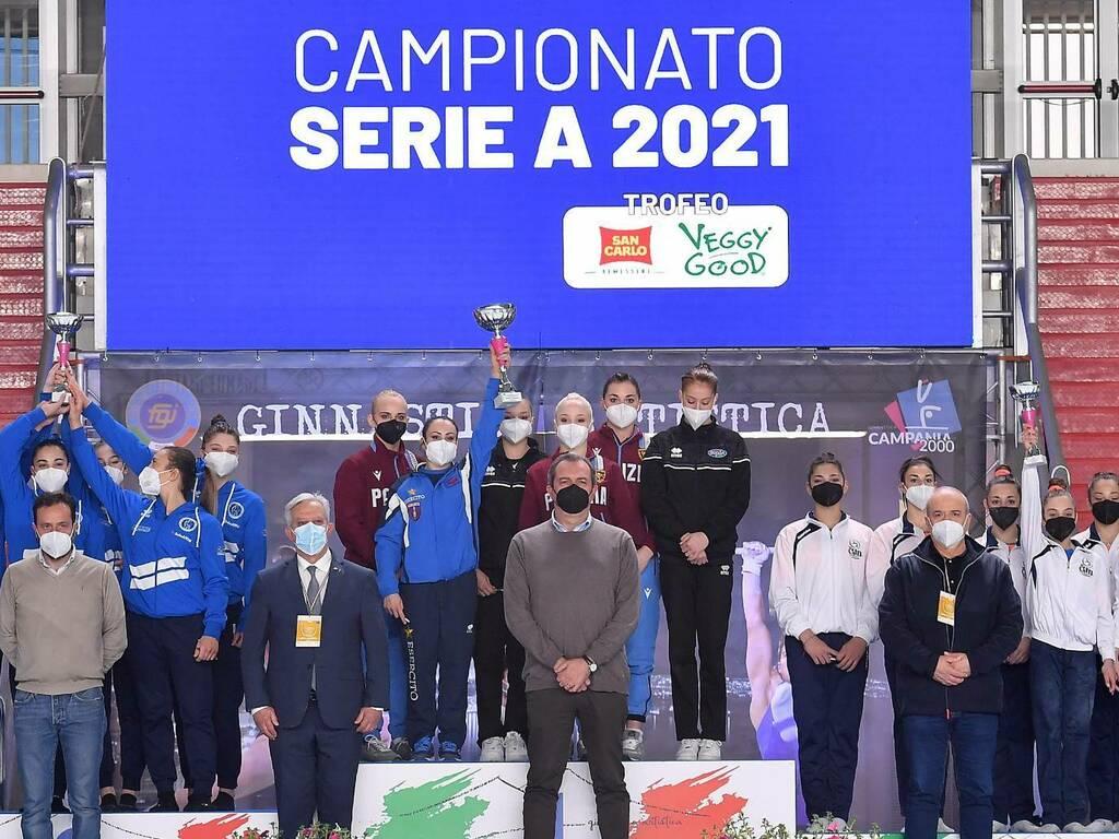 Giorgia Villa - Serie A1 Ginnastica Artistica 2021