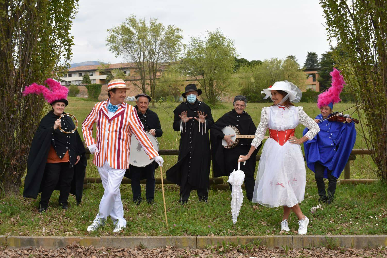 gori parodi mary poppins calendario uildm