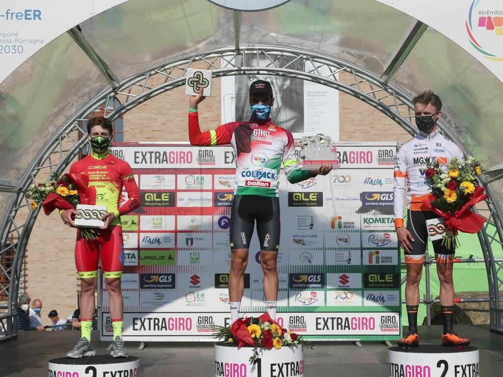 Juan Ayuso - Giro di Romagna per Dante Alighieri 2021