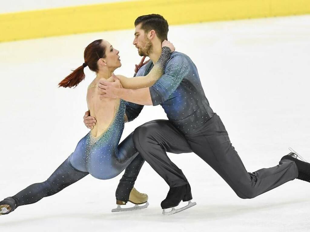 Nicole Della Monica e Matteo Guarise - World Team Trophy 2021