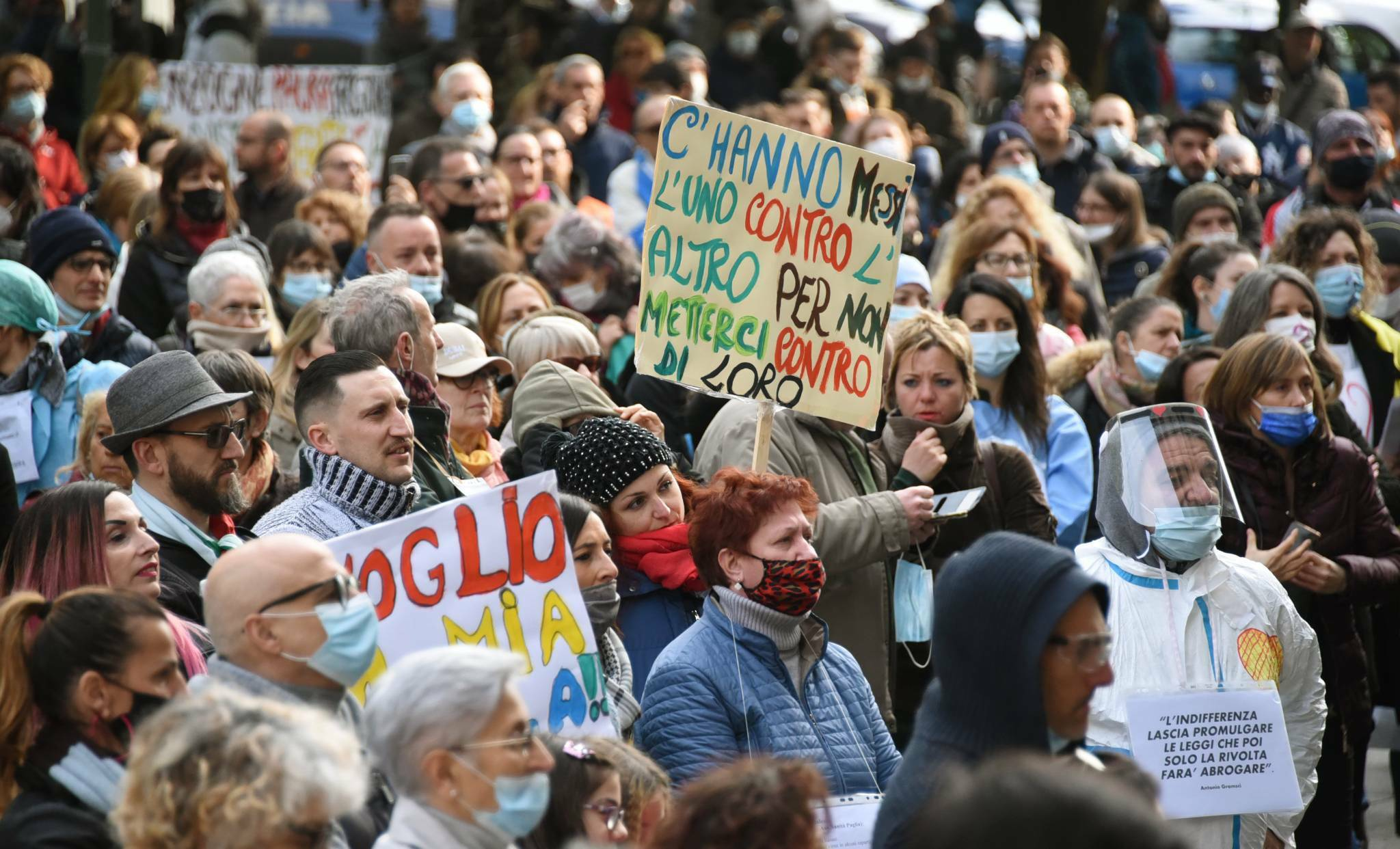 No paura day a Bergamo