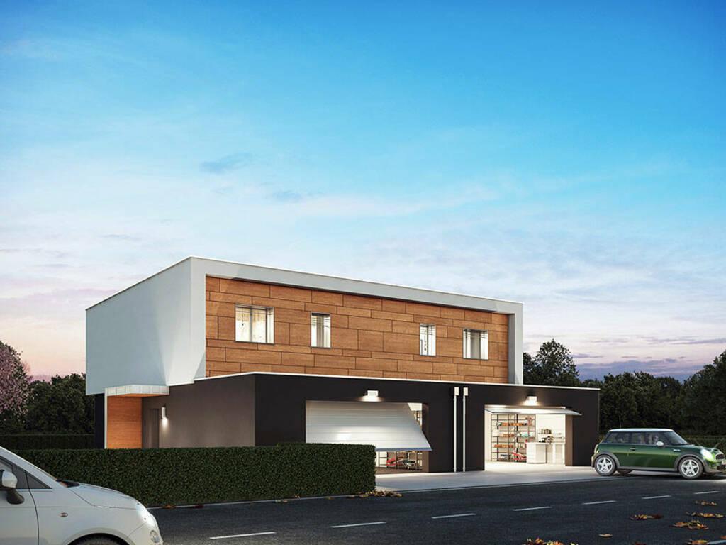 Residenza Magnolia, nuove ville per un abitare sostenibile