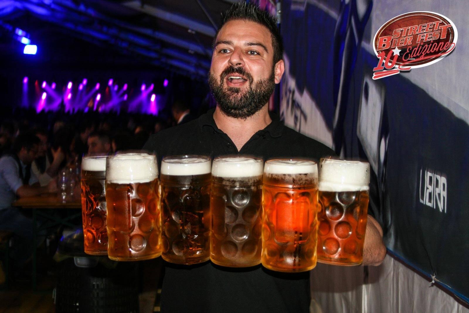 Street Bier Fest a Spirano