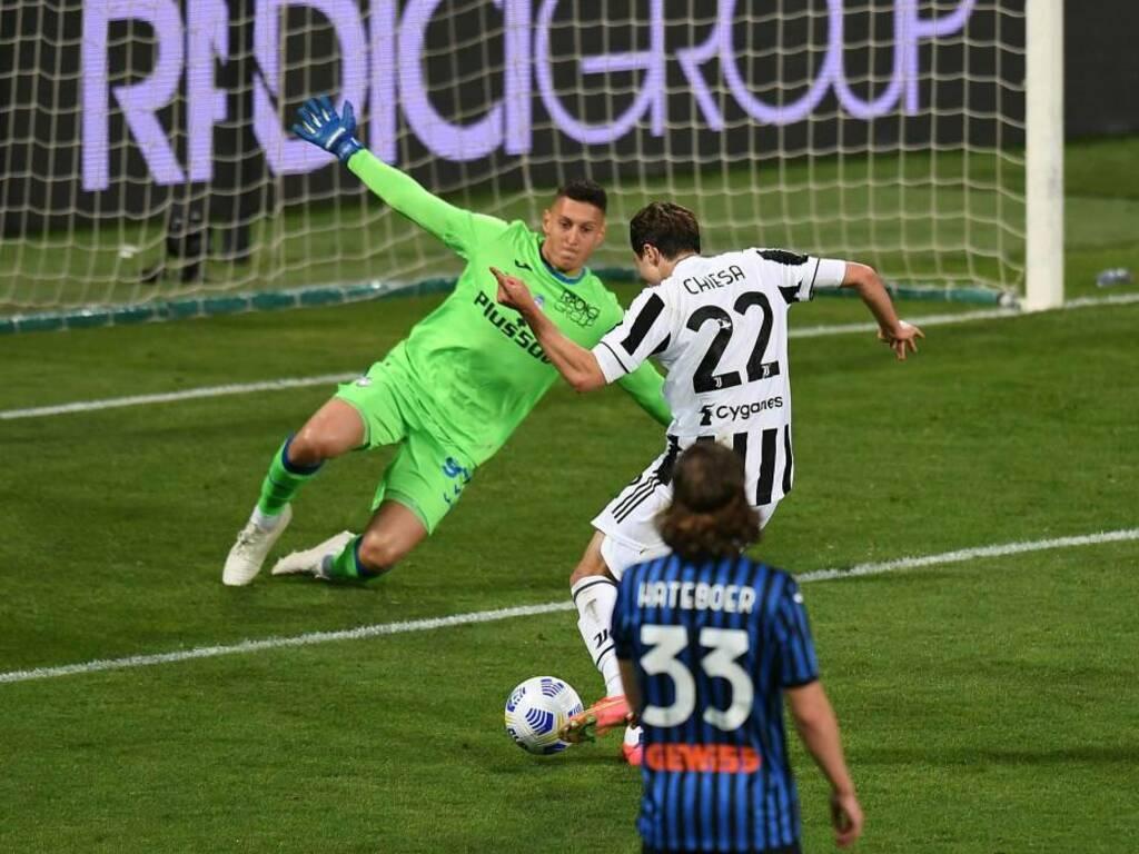 Atalanta-Juventus 1-2: Kulusevski-Chiesa, la Coppa Italia è dei bianconeri  - BergamoNews