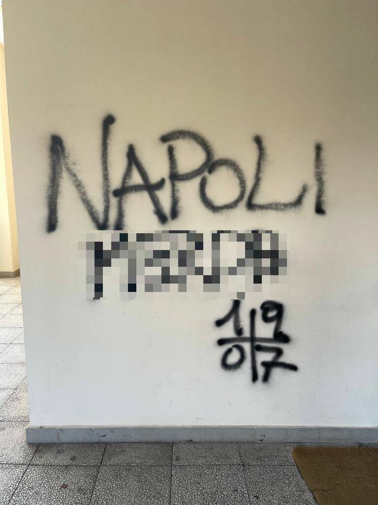 Bergamo, vandali a casa del socio del Napoli Club