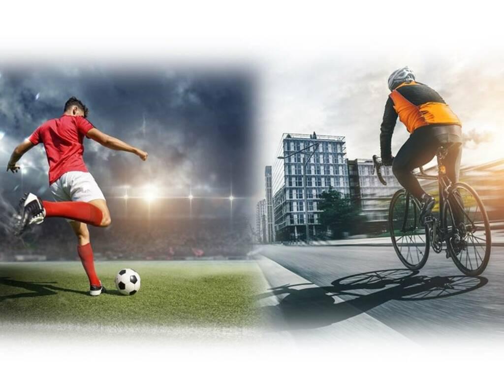 """""""Dal ciclismo al calcio, ripartire in sicurezza"""", webinar su prevenzione e sport"""