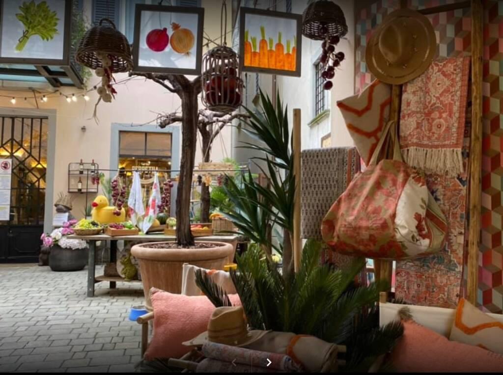 Da Perpetua, il fantastico mondo di Valentina: oggetti, arredi, accessori e design per la casa