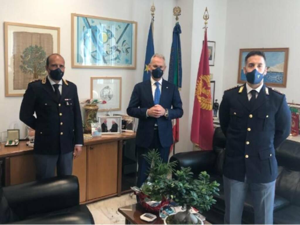 polizia scientifica Treviglio