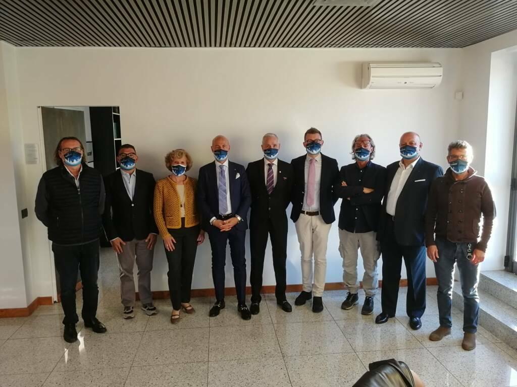 Giambellini confermato presidente di Confartigianato Imprese Bergamo