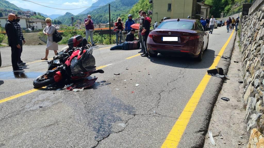 incidente san Giovanni Bianco