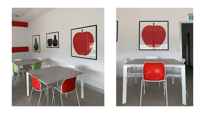 Interior decor per un'eccellenza italiana