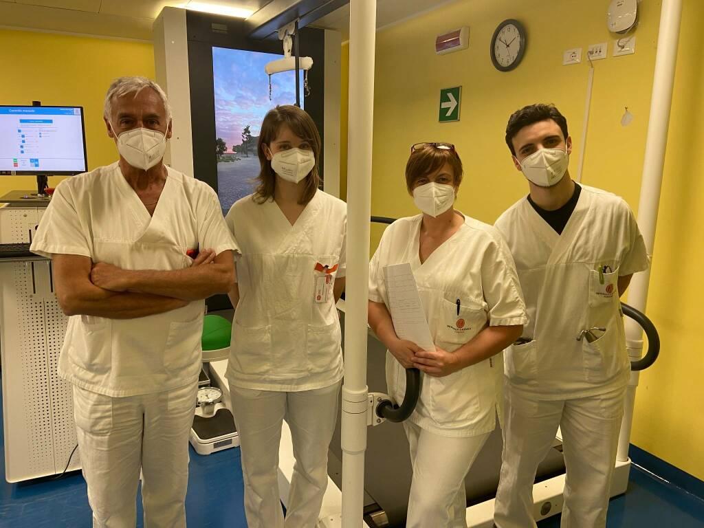 medici vamp parkinson policlinico san marco