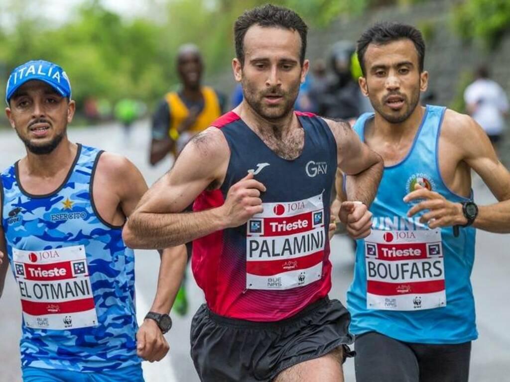 Michele Palamini - Trieste Half Marathon 2021