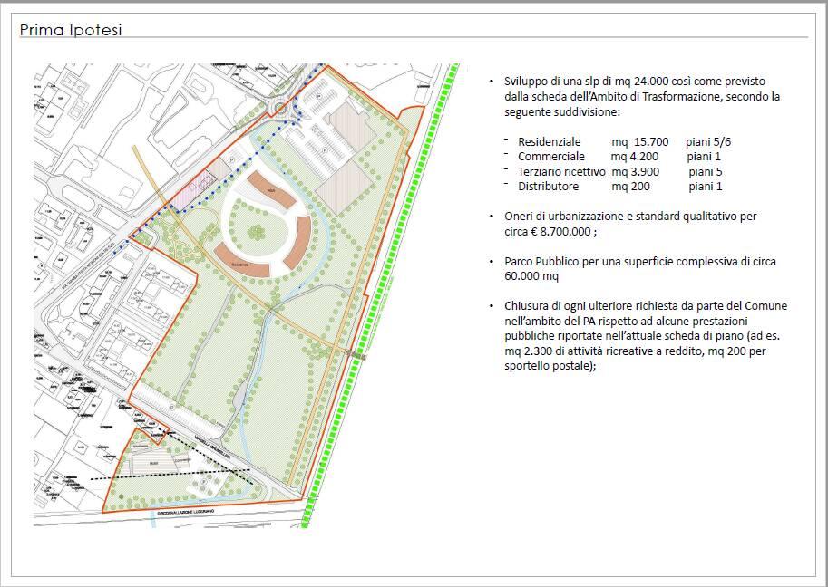 piano attuativo parco ovest 2