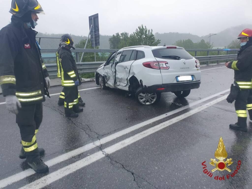 San Paolo d'Argon, incidente
