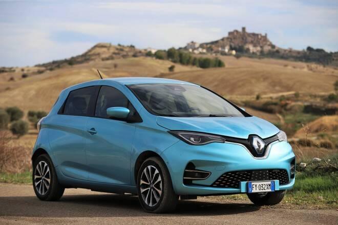 Arriva a Bergamo il primo car sharing elettrico al 100%