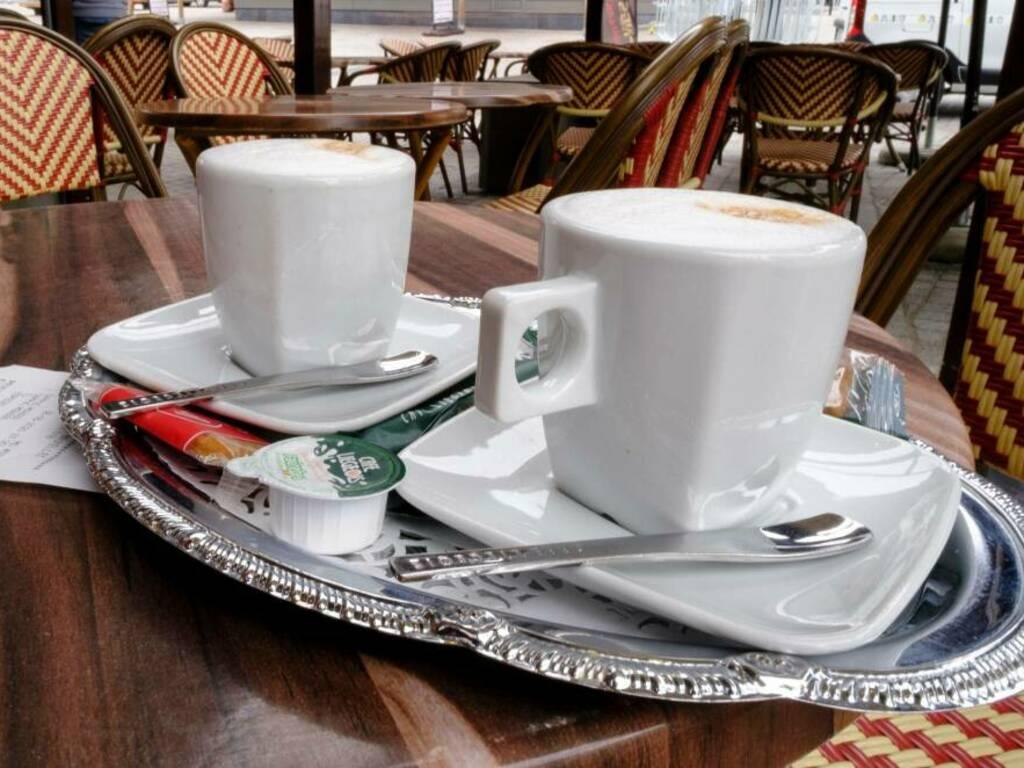 Caffé tazzina Getty foto