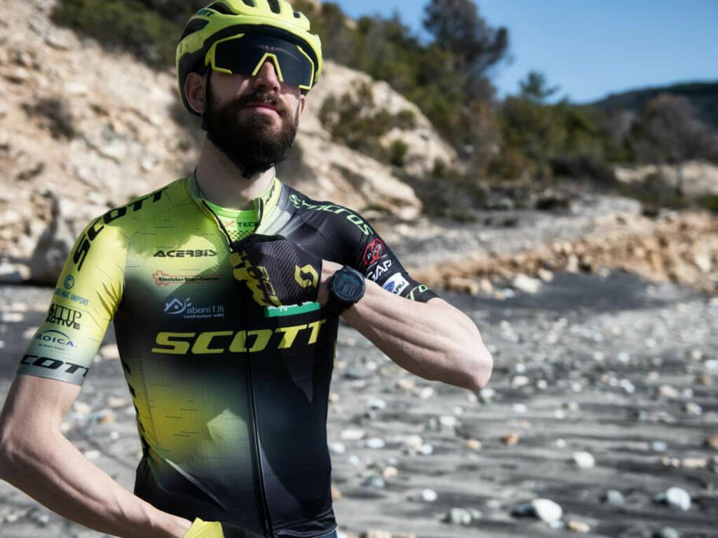 Ecco la prima uniforme da biking sostenibile SCOTT Racing Team