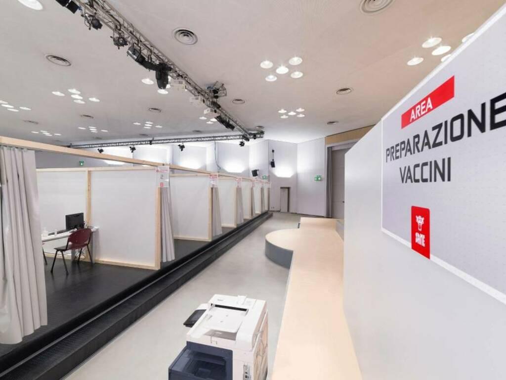 hub vaccinale same