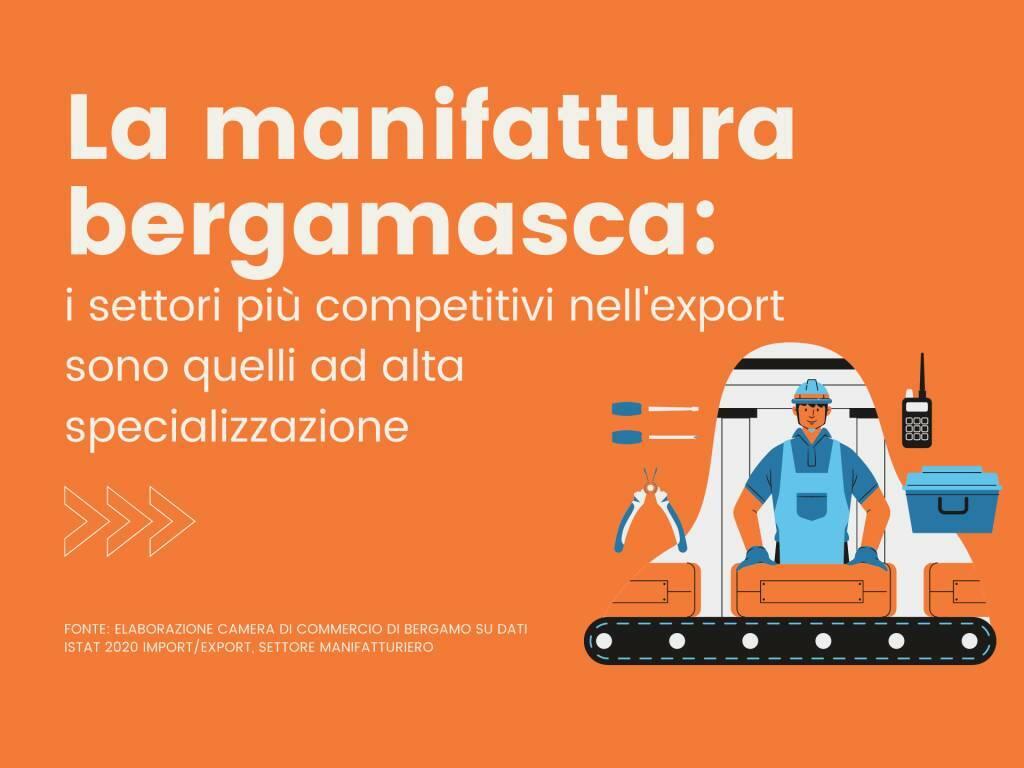Infografiche camera di commercio export 2020