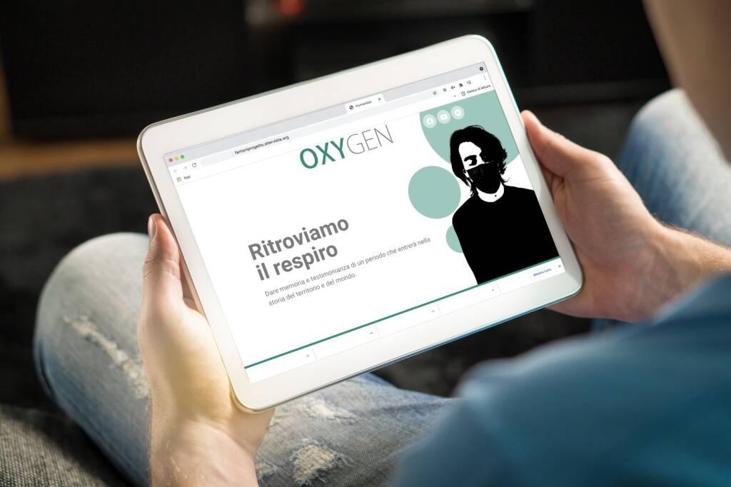 """La scuola d'arte Fantoni con Humanitas Gavazzeni: ecco la mostra virtuale """"Oxygen"""""""