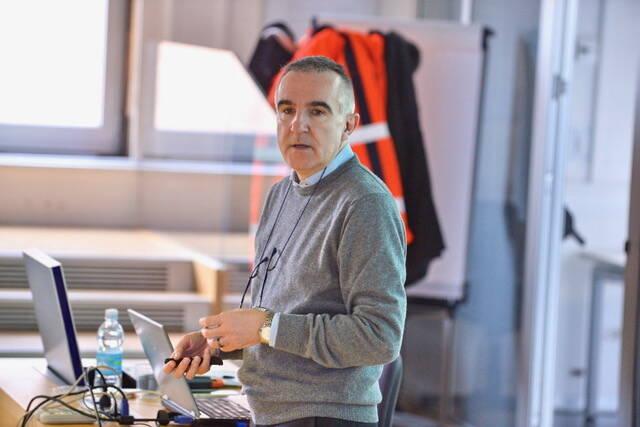 Paolo Benzi, HR director Tenaris Italia