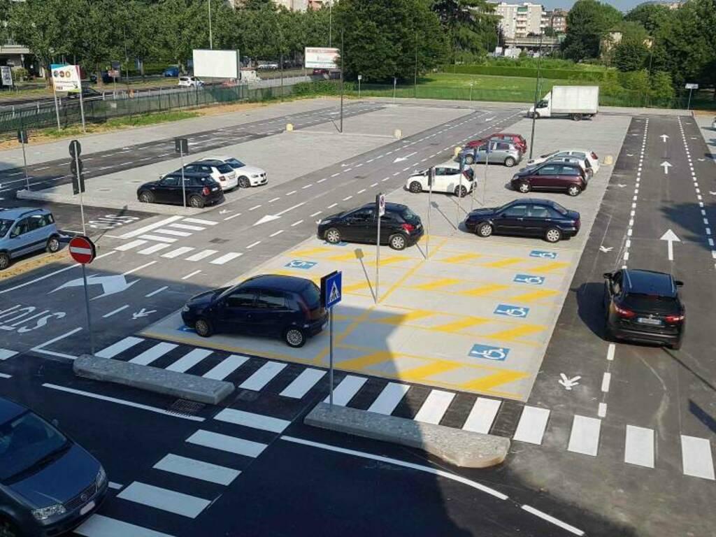 Parcheggio di via Borgo Palazzo