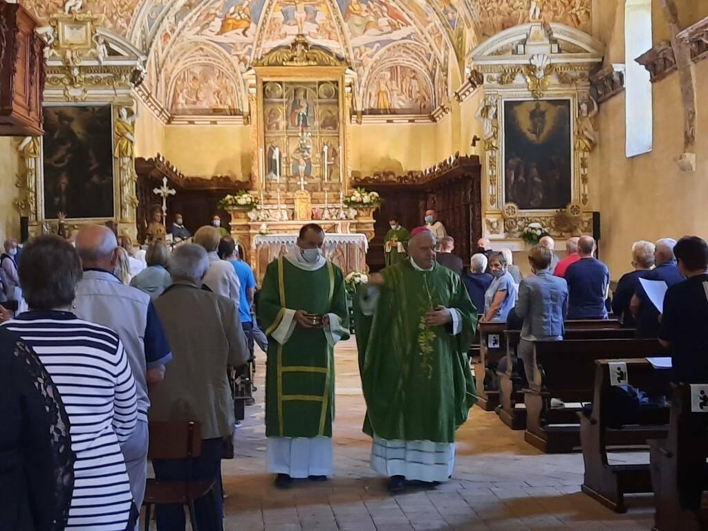 Santissima Trinità Casnigo