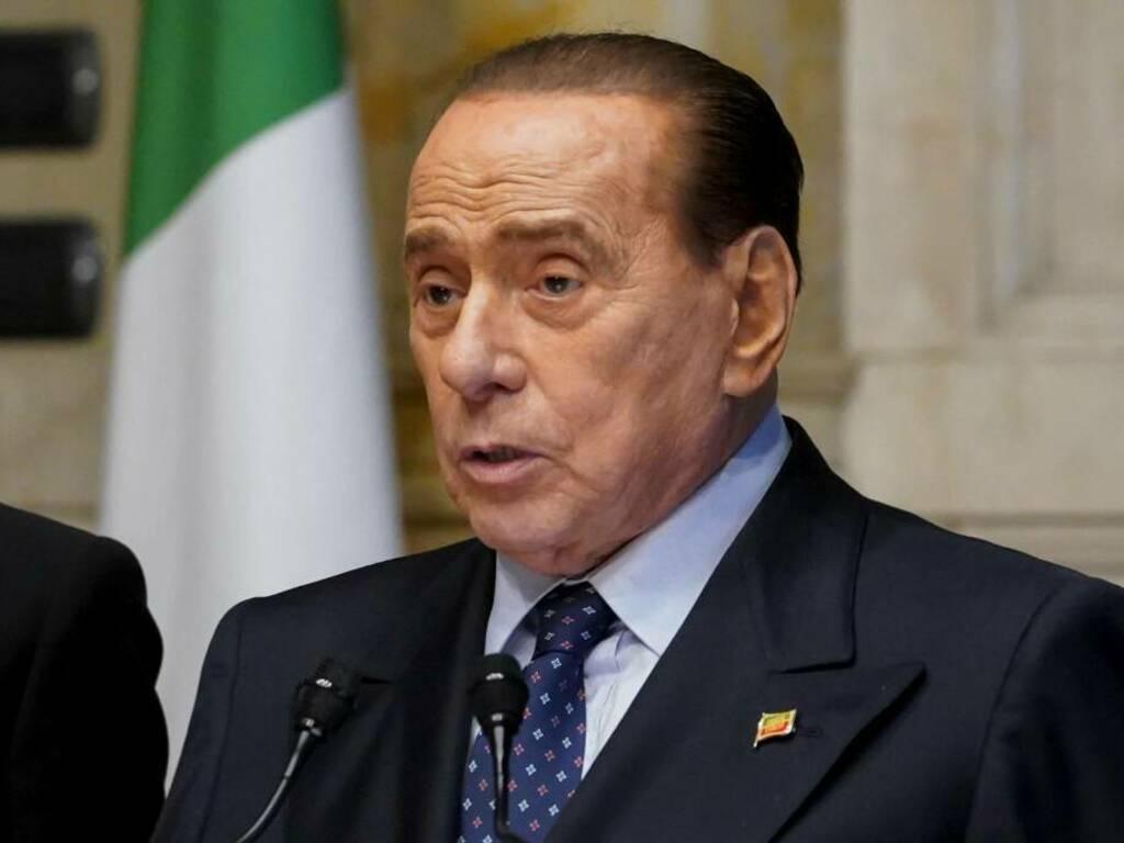 Silvio Berlusconi - foto Gettyimage