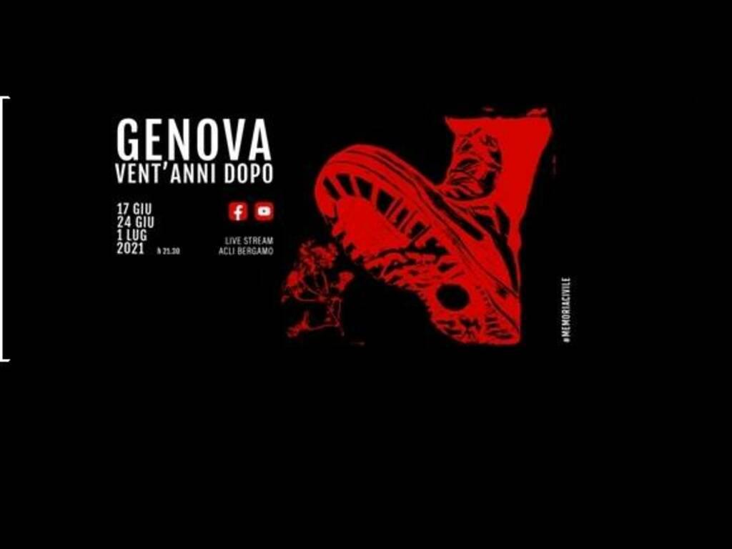 Vent'anni dal G8 di Genova: le Acli di Bergamo lanciano 3 incontri per ricordare e riflettere