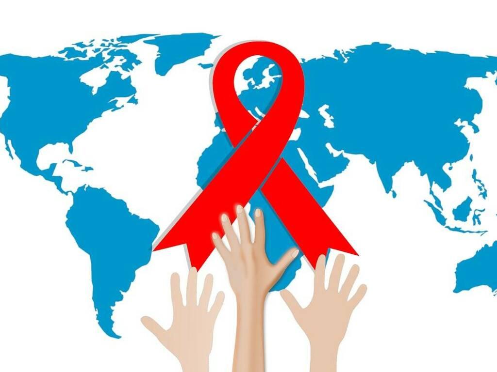 aids hiv (da Pixabay)