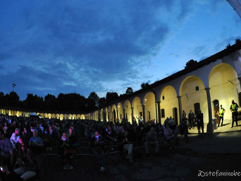 Gianna Nannini al Lazzaretto di Bergamo