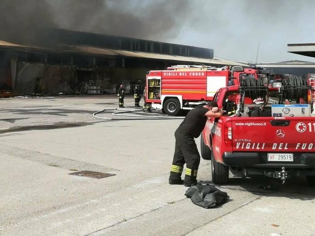 incendio pompiere