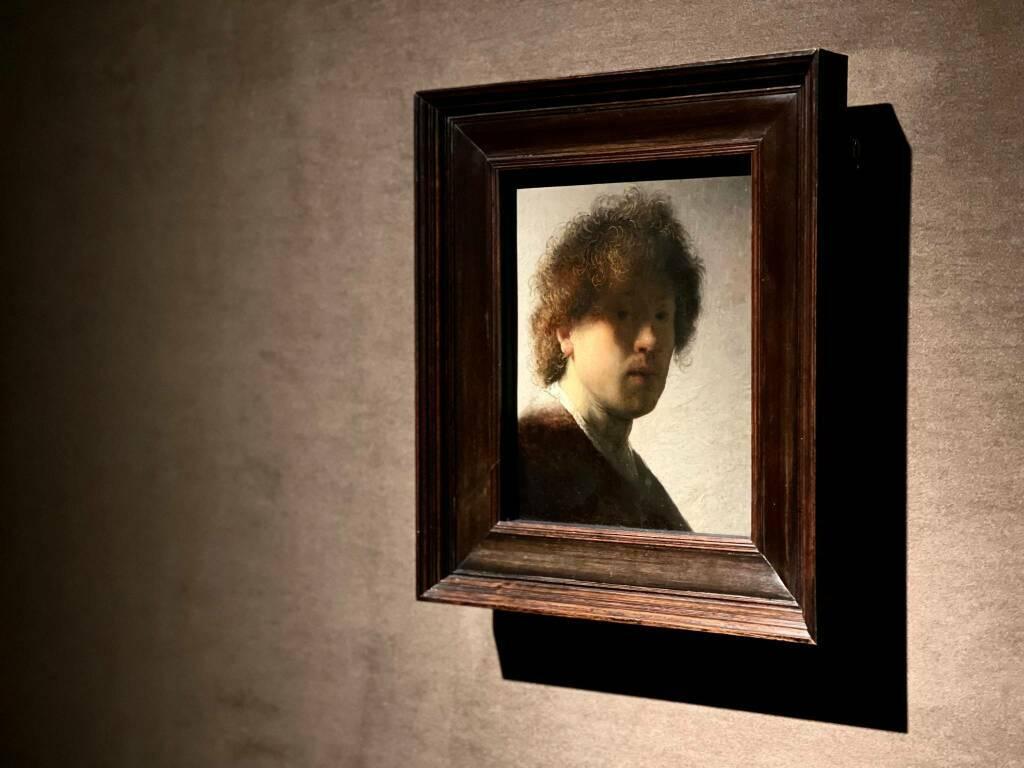 """""""Rembrandt in una storia meravigliosa"""" all'Accademia Carrara"""