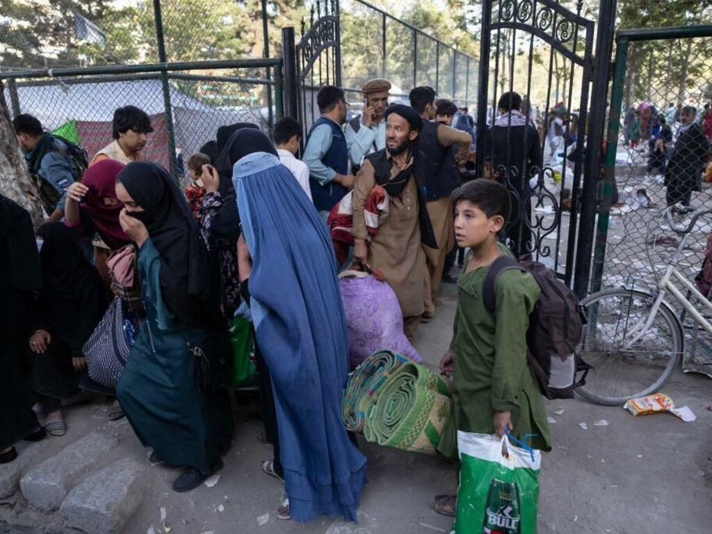 afghanistan Paula Bronstein/Getty Images