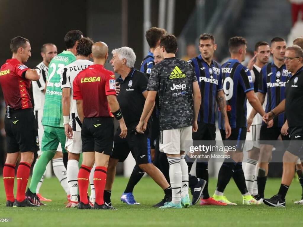 Atalanta Juventus amichevole (Getty Images)