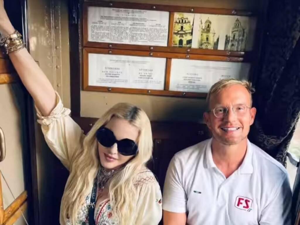 Madonna e Cantamessa