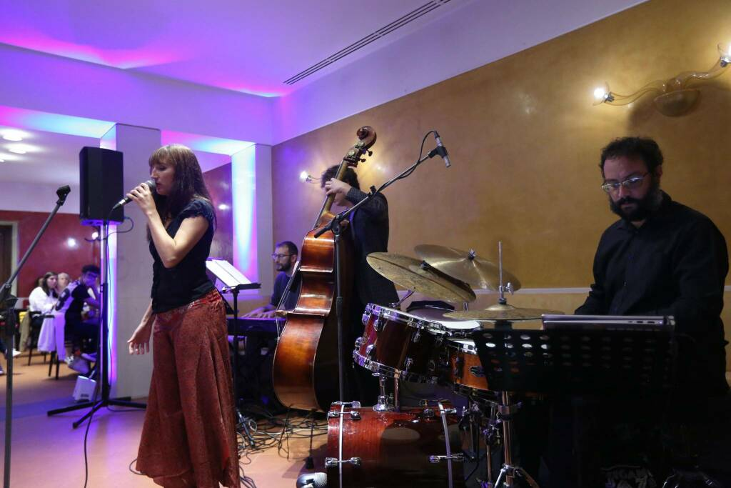 Beatrice Aerigoni Bergamo Jazz 2021 (Foto Rossetti)
