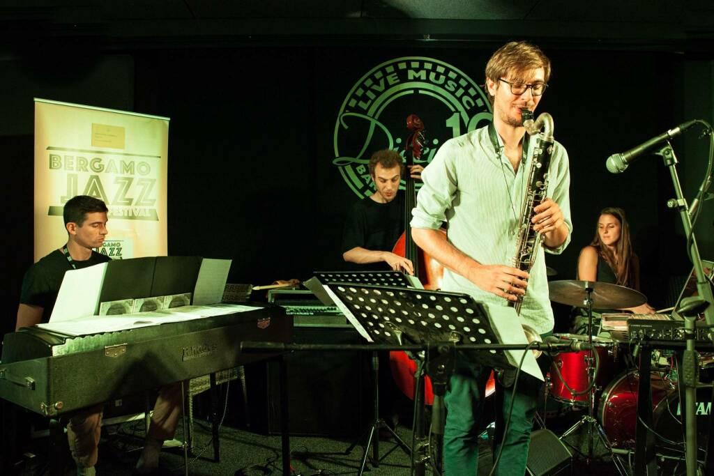 Franesca Remigi Bergamo Jazz 2021 (Foto Rossetti)