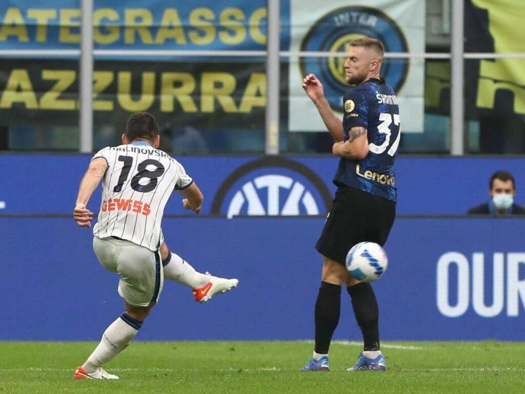 Inter-Atalanta, il film della partita
