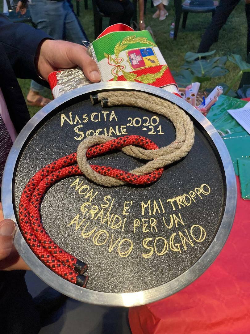 Nascita sociale, Treviolo celebra i neo-maggiorenni