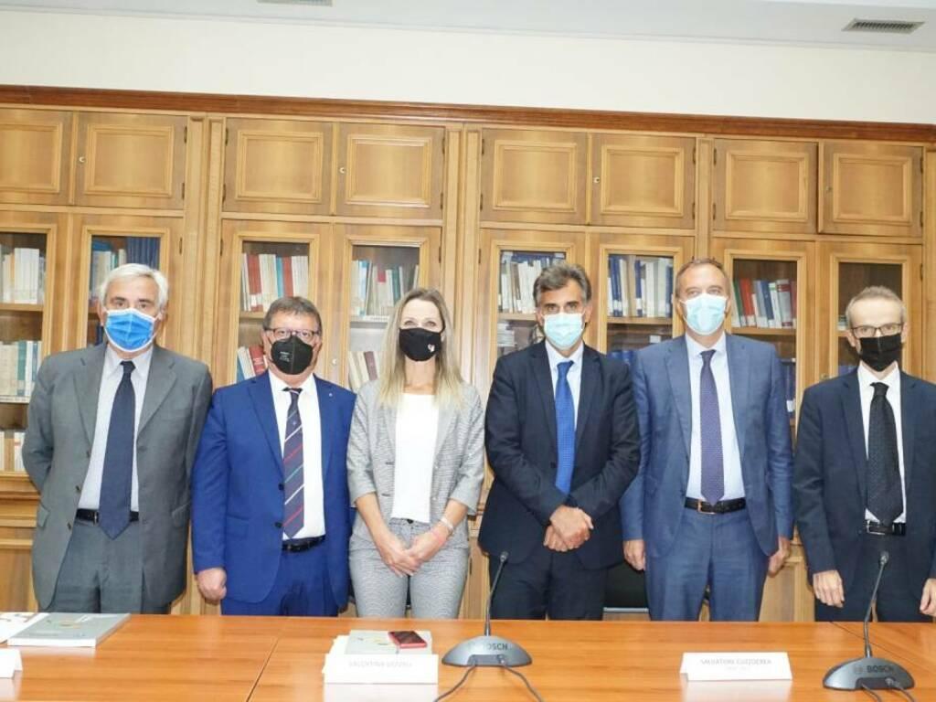 Università di bergamo a roma