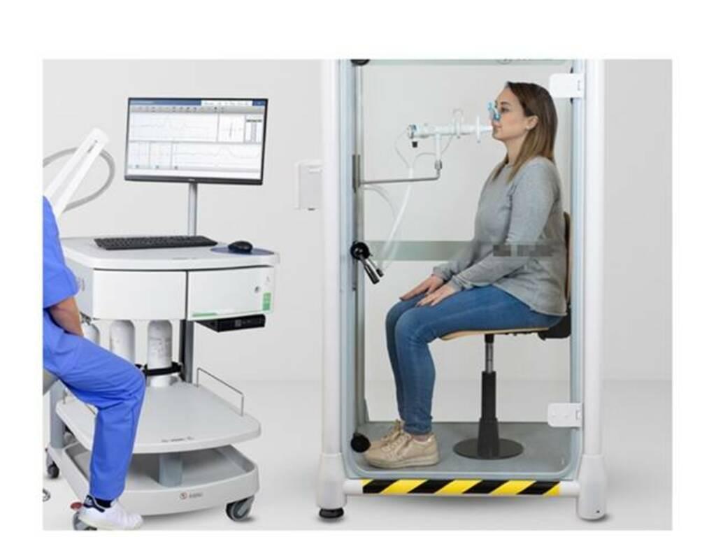 Nuovo ambulatorio di pneumologia a Zingonia