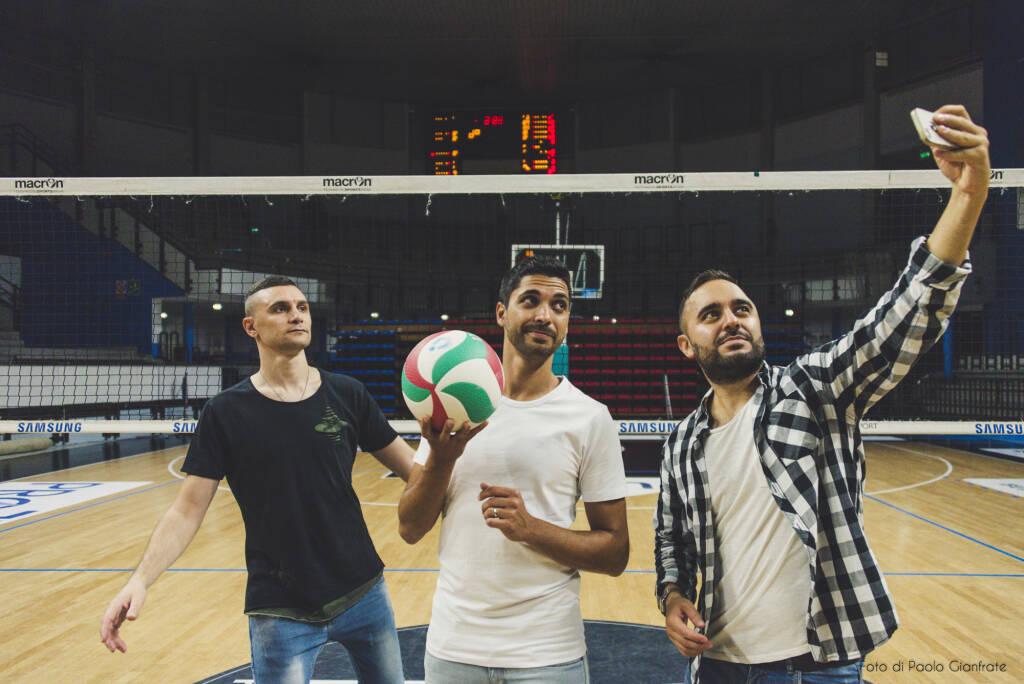 """""""Ecco il nuovo inno della Volley Bergamo: scriverlo è stata una grande emozione"""""""